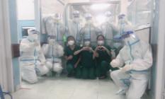 Tết Trung Thu nơi Bệnh viện Dã chiến
