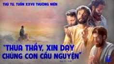 06.10.2021 – Thứ Tư Tuần XXVII Thường Niên