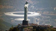 ĐTC Phanxicô: Tượng Chúa Cứu Thế ở Rio là một lời kêu gọi hòa giải