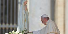 Nhân ngày hiện ra cuối cùng ở Fatima, Đức Giáo Hoàng nói về cách gặp gỡ Đức Mẹ mỗi ngày