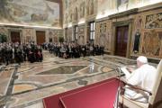 Đức Phanxicô: Học thuyết xã hội, một kho tàng của truyền thống Giáo hội