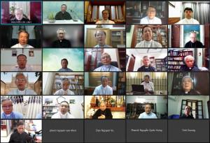 Hội đồng Giám mục Việt Nam: Hội nghị trực tuyến