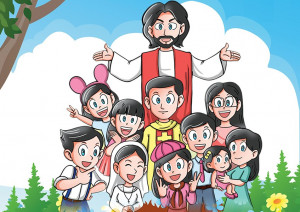 TGP Sài Gòn: Ban Giáo lý và Toàn bộ Giáo trình Giáo lý Hiệp Thông