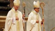 Đức Thánh cha truyền chức hai tân giám mục