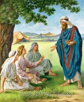 Abraham hospitality