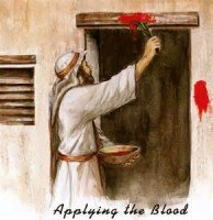 Blood on the door and the lentils
