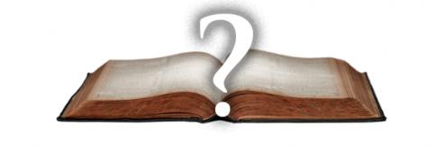Bible-Question-Mark