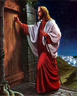 JesusKnocks
