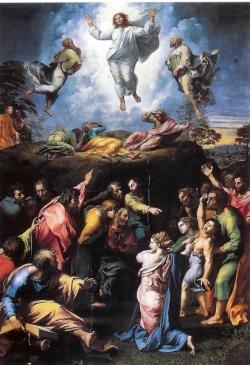 transfigurationbyraphael