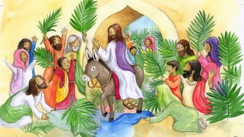 Suy niệm Chúa Nhật Lễ Lá - Năm C